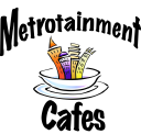Metrotainment Cafes logo icon