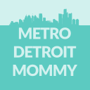 Metro Detroit Mommy logo icon