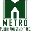 Metro Public Adjustment logo icon