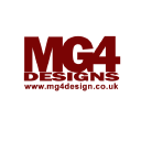 MG4 Designs logo