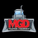 MGD Tractor & Equipment logo