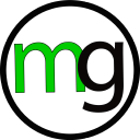 Mg Golf logo icon