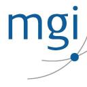 MGI Australasia logo