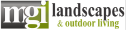 MGI Landscapes & Outdoor Living logo