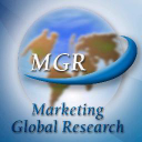 MARKETING GLOBAL RESEARCH logo