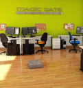 Magic Gate studios logo
