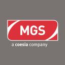 Mgs Machine logo icon
