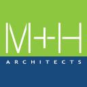 M+H Architects logo