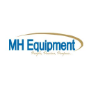 MH Equipment Company logo