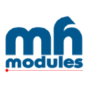 MH Modules AB logo