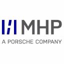 Company logo MHP – A Porsche