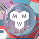 Miami Music Week logo icon
