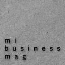 Mi Business Mag logo icon