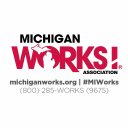 Michigan Works! Association logo icon