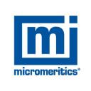 Micromeritics logo icon