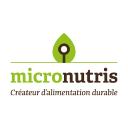 Micronutris logo icon