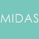Midas Shoes logo icon