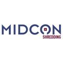 MIDCON Shredding logo
