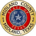 Midland County News logo