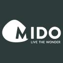 Mido Eyewear Show logo icon