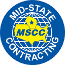 MidState Contracting Company Logo