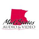 Mid States Audio & Video logo