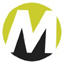 Midwest New Media logo icon