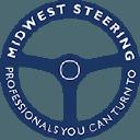 Midwest Steering logo