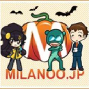 Milanoo logo icon