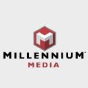 Millennium Films logo icon