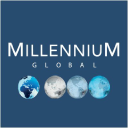 Millennium Global ™ logo icon