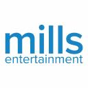 Mills Entertainment logo icon