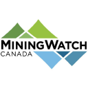Mining Watch logo icon
