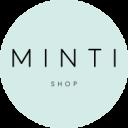 Minti Shop logo icon