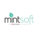 Mint Soft Order Management System logo icon