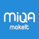 MIQA Makelaardij logo