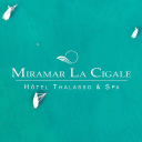 Miramar La Cigale logo icon