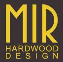 MIR Hardwood Design logo