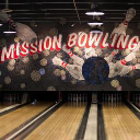 Mission Bowling Club logo icon