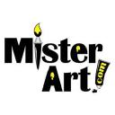 MisterArt.com LP logo