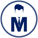 Mister Pompadour logo icon