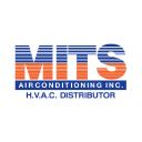 MITS AIRCONDITIONIG logo