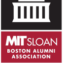 MIT Sloan Boston Alumni Association logo