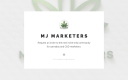 Marijuana Marketers logo