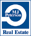 MJ Peterson Real Estate logo
