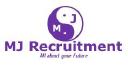 MJ Recruitment specialist in Finance en IT logo
