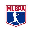 The Major League Baseball Players Association logo icon