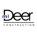 ML Deer Constuction logo
