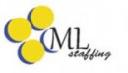 ML Staffing logo