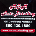 M & M Auto Detailing LLC logo